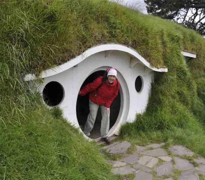 Planeta hobbit sergio plou - La casa de los hobbits ...